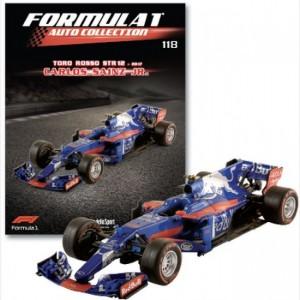 Formula 1 Auto Collection Toro rosso Str12 - 2017