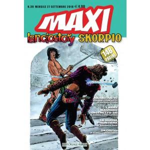 Lanciostory Skorpio Maxi - N° 39 - Lanciostory Skorpio Maxi - Editoriale Aurea