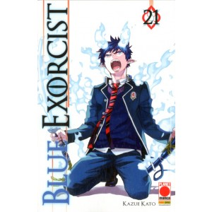 Blue Exorcist - N° 21 - Blue Exorcist - Manga Graphic Novel Planet Manga
