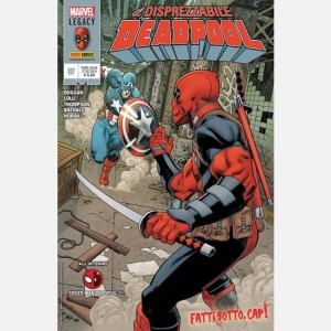 Deadpool Deadpool 117