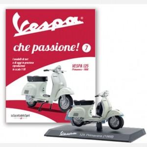Vespa che passione! Vespa 125 Primavera  (1968)