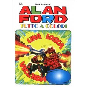 Alan Ford Tutto A Colori - N° 66 - Una Losca Vicenda - 1000 Volte Meglio Publishing