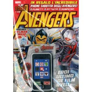 Marvel Adventures - N° 39 - Speciale Ant-Man - Avengers Magazine Marvel Italia
