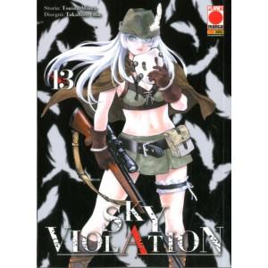Sky Violation - N° 13 - Sky Violation - Manga Drive Planet Manga