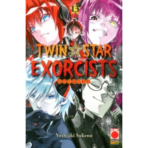 Twin Star Exorcists - N° 13 - Twin Star Exorcists - Manga Rock Planet Manga