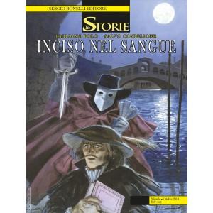 Storie - N° 73 - Inciso Nel Sangue - Bonelli Editore