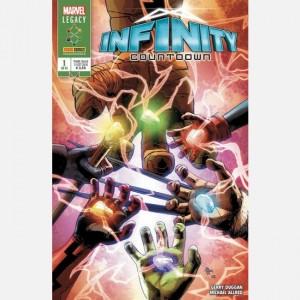 Marvel Legacy Marvel Miniserie 204