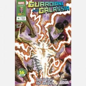I Nuovissimi Guardiani della Galassia I Guardiani della Galassia N° 12/74
