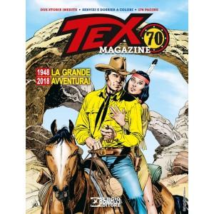 Tex Magazine - N° 4 - Tex Magazine 70 Anni - Bonelli Editore