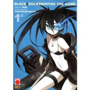 Black Rock Shooter - N° 4 - The Game M2 - Manga Blade Planet Manga