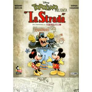 Topolino Super Deluxe Edition - N° 9 - La Strada - Panini Disney