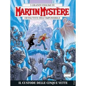 Martin Mystere - N° 359 - Il Custode Delle Cinque Vette - Bonelli Editore