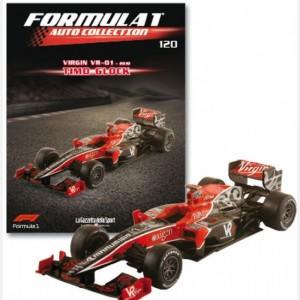 Formula 1 Auto Collection Virgin Vr 01 - 2010