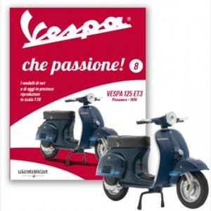Vespa che passione! Vespa Et3 Primavera (1976)