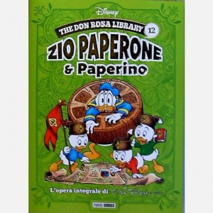The Don Rosa Library Zio Paperone & Paperino - Uscita Numero 12