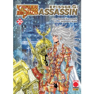 Cavalieri Zod. Ep. G Assassin - N° 20 - Cavalieri Dello Zodiaco Episodio G Assassin - Planet Manga Presenta Planet Manga