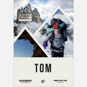 Il grande alpinismo - Storie d'alta quota (DVD) Tom