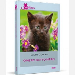OGGI - Cats Stories Omero gatto nero