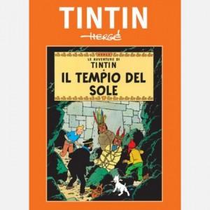 La grande avventura a fumetti di Tintin Il tempio del Sole
