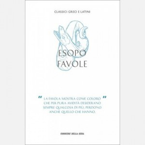 Classici greci e latini Esopo, Favole