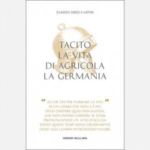 Classici greci e latini Tacito, Vita di Agricola, La Germania