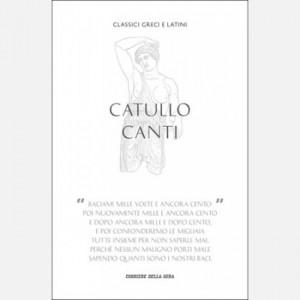 Classici greci e latini Catullo, Canti