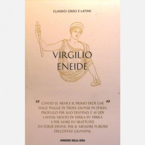 Classici greci e latini Virgilio, Eneide