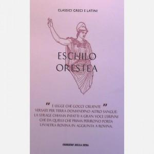 Classici greci e latini Eschilo, Orestea