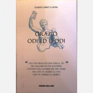 Classici greci e latini Orazio, Odi ed epodi