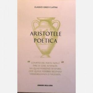 Classici greci e latini Aristotele, Poetica