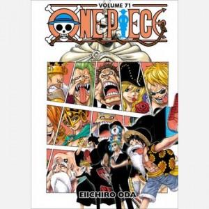 One Piece Il colosseo delle corride