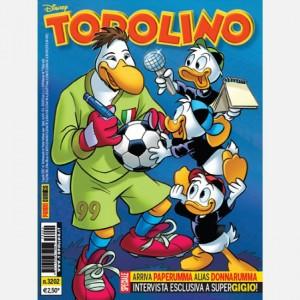 Disney Topolino Topolino N° 3202