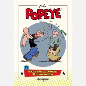 Popeye Braccio di Ferro il marinaio