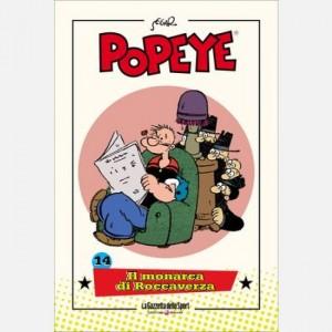 Popeye Il monarca di Roccaverza
