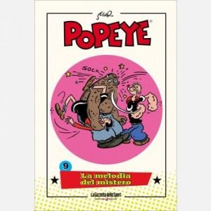 Popeye La melodia del mistero