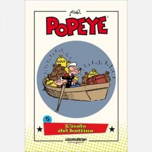 Popeye L'isola del bottino