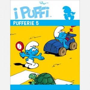 I Puffi Pufferie 5