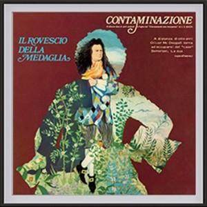 Progressive Rock italiano in Vinile Il Rovescio della Medaglia - Contaminazione (Vinile 180 gr)