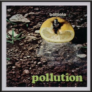 Progressive Rock italiano in Vinile Franco Battiato - Pollution (Vinile 180 gr)