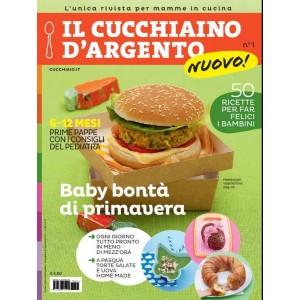 IL CUCCHIAINO D'ARGENTO N. 0001