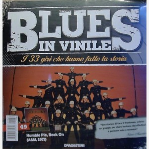 Blues in Vinile Humble Pie, Rock On