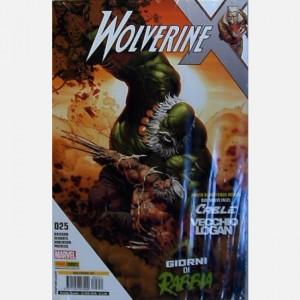 Wolverine Wolverine N° 25