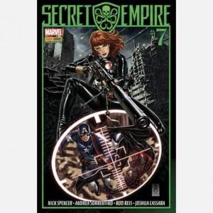 Secret Empire Secret Empire 07/195