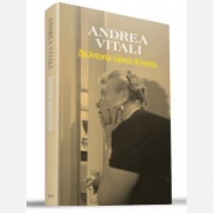 OGGI - I nuovi romanzi di Andrea Vitali Zia Antonia sapeva di menta
