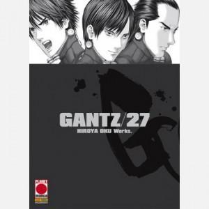 Gantz (Hiroya Oku Works.) Gantz nuova edizione N° 27