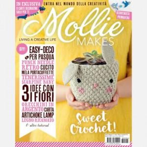 Mollie MAKES Marzo- Aprile (Uscita N° 4)