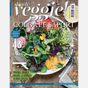 Slowly Veggie! Colori e sapori (N. 2 Marzo/Aprile 2018)