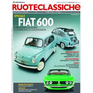 Abbonamento Ruote Classiche (cartaceo  mensile)