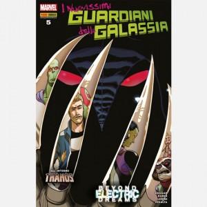 I Nuovissimi Guardiani della Galassia I Nuovissimi Guardiani della Galassia N° 5/67