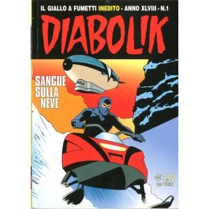 Diabolik Anno 48  - N° 1 - Un Colpo In Sospeso - Diabolik 2009